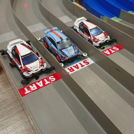 WRCミニ四駆